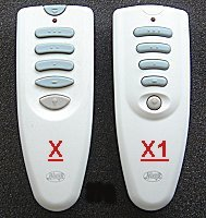 Ceiling Fans Remote Controls Hand Held